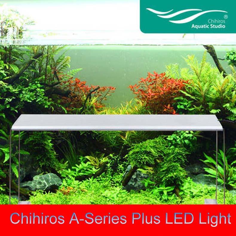 Chihiros A Plus Series ADA style Plant LED Light Aquarium Water Fish Tank GVE Plug Lighting Smart Commander Sunrise Sunset