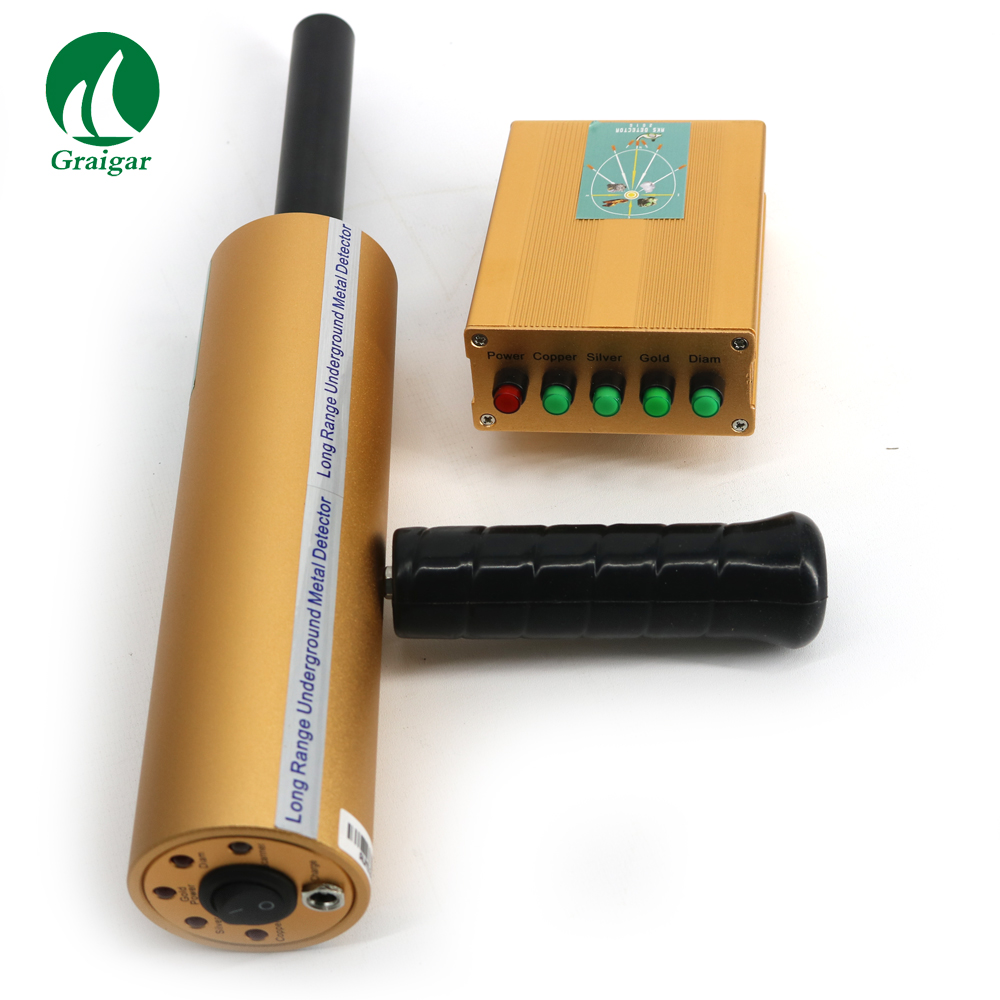 hot sale AKS In stock Long Range Gold Diamond Silver Copper Precious Stones Variety of Metal Detector aks long range copper silver gold and diam detector charger
