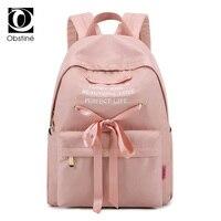 waterproof laptop backpack women cute women's backpacks for school satchel for teenagers girl backpack teen schoolbag bag female