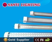 Led tube light lamp SMD3528 high brightness red blue 10w led tube lamp t8 with AC85-265v for plants