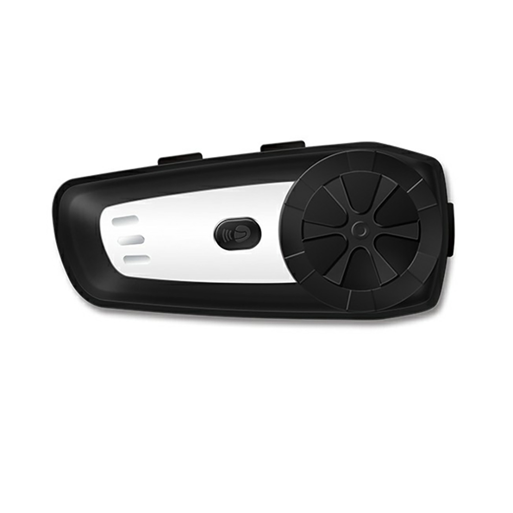 Waterproof Motorcycle Wireless Bluetooth Helmet Interphone Headset With FM Radio Helmet Headset Intercom