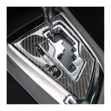 lsrtw2017 carbon fiber car gear panel trims for toyota corolla 2013 2014 2015 2016 2017 2018 цена в Москве и Питере
