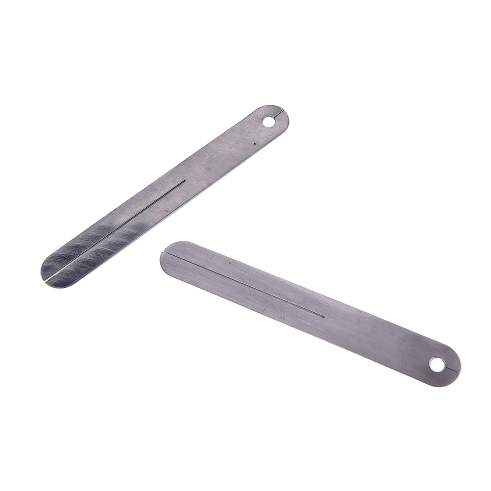 Sports & Entertainment Fret Puller Fretboard Fingerboard Fret Repair Tool Protector Steel Plate For Electric Guitar And Bass 132 X 18mm Guitar Parts & Accessories