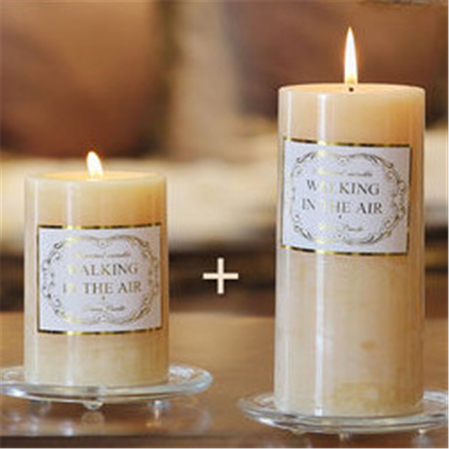 Scented candles handmade