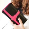 New arrival women wallets retro fashion  long style carteira  women's drew-string  wallet clutch purse free shipping
