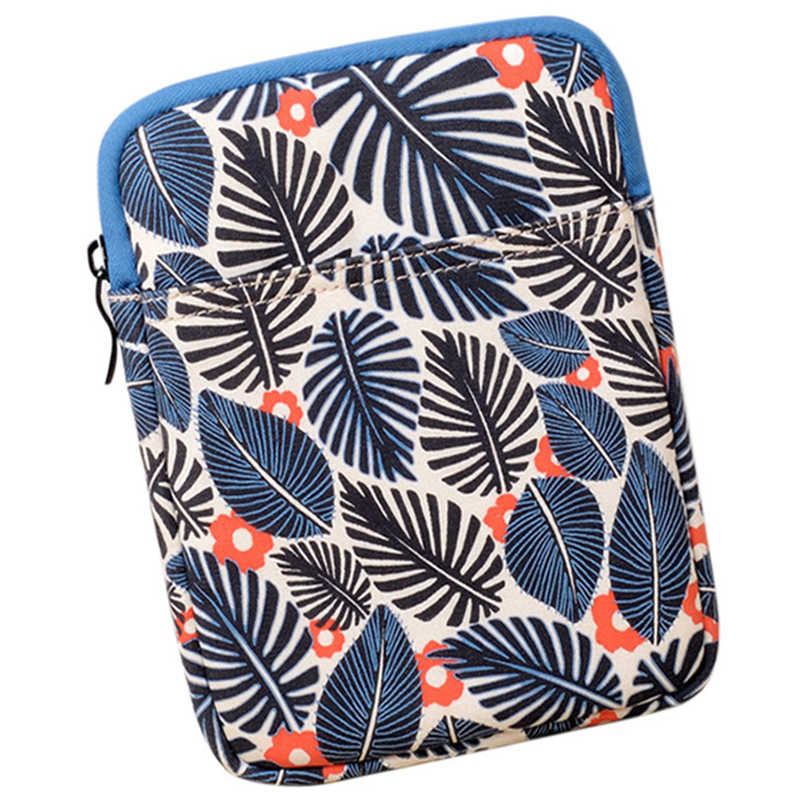 Voyage Kobo Aura bag iPad mini case Birds iPad Air Pro sleeve zipped Nook case Kobo sleeve Paperwhite case Nexus sleeve Kindle Oasis