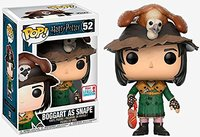 2017 NYCC Exclusive Funko Pop Official Harry Potter Boggart As Snape Vinyl Action Figure Collectible Model