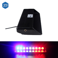 8 LED 12V Car Warning Light Led Automotive Flash Light Driving Caution Lamp Strobe Flasher Fog