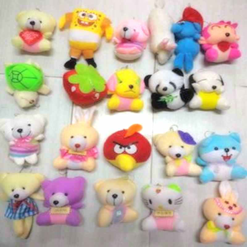 Soft and lovely plush toys  Small doll for Wedding Dolls random color Lovers' dolls  Cute cartoon Soft and lovely small