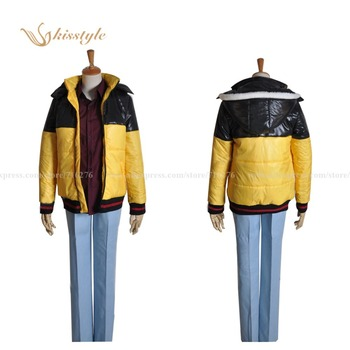 Kisstyle Fashion Blast of Tempest/Zetsuen no Tempest Mahiro Fuwa Cosplay Costume