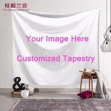 Gridylango, diseño personalizado, tapiz, alfombra colgante para pared, personalización de foto, hecho impreso en sábana de cama, mantel, estera de Yoga, decoración del hogar