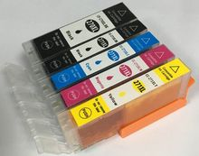 5PK PGI-270 CLI-271 Ink Cartridges For Canon PGI270 CLI271 Pixma MG5720 MG5721 MG5722 MG6820 MG6821 MG6822 MG7720 Printer ink стоимость