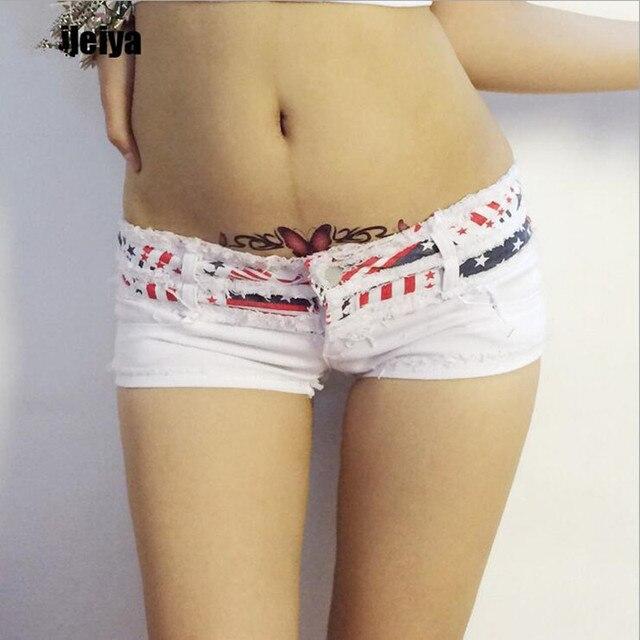 Sexy cut off shorts
