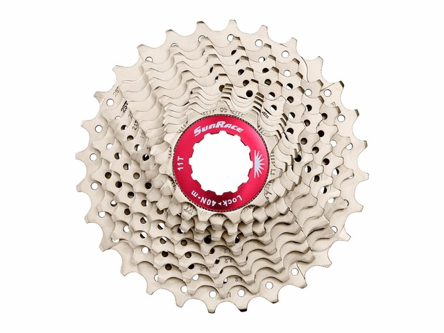 Free Shipping Sunrace CSRX1 11-/28/32/36T 11 Speed Bike Bicycle Cassette