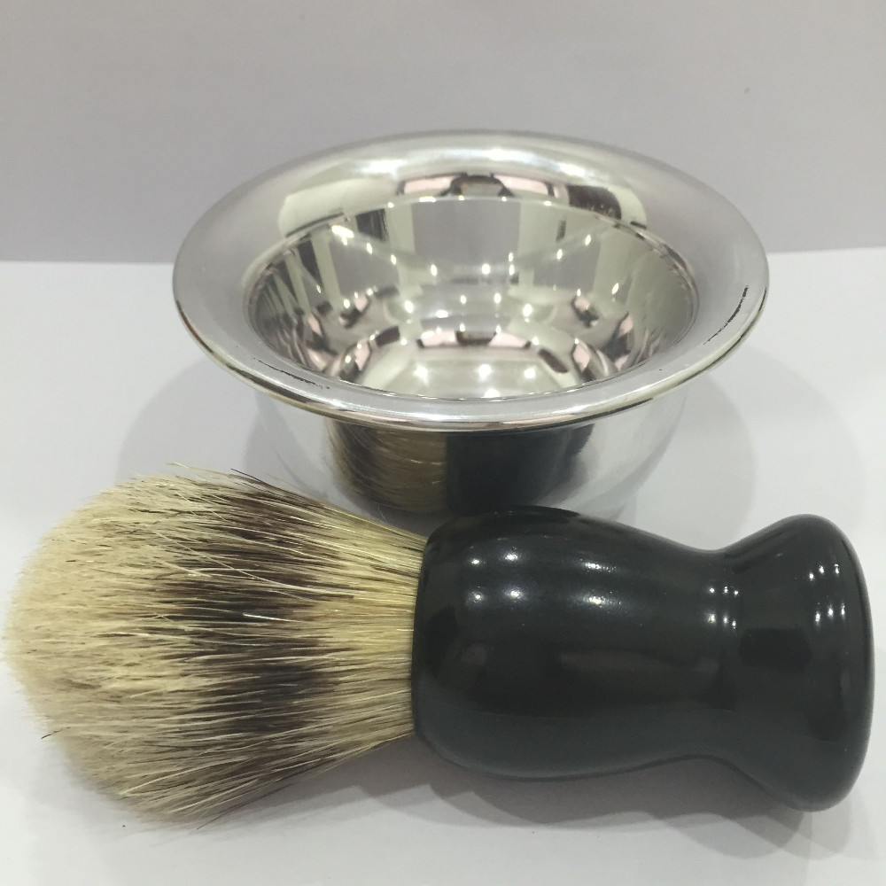 Soap Bowl Shaving Brush CN0157_4