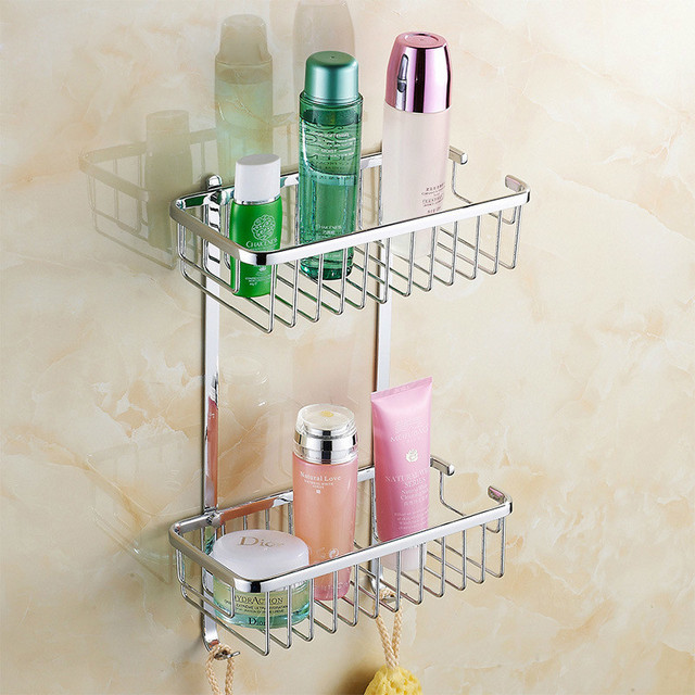 Hight Quality Bathroom Accessories 304 Stainless Steel Double Wall ...