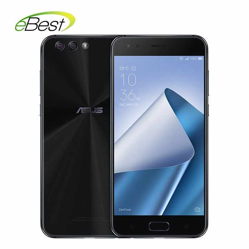 ASUS Zenfone 4 ZE554KL Android Mobile Phone 5.5'' FHD Snapdragon 630 Octa Core 4GB/6GB RAM 64GB ROM 3300mAh NFC Smartphone