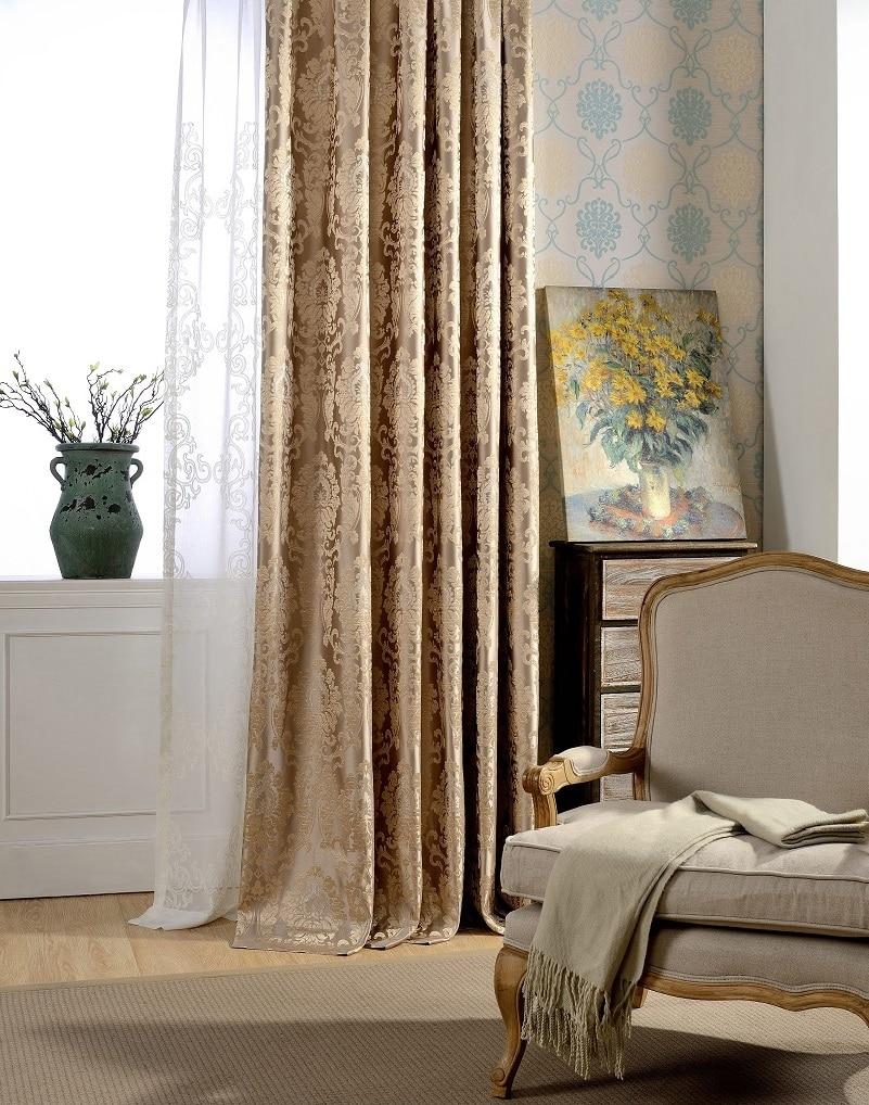 Blau T/üll Vorhang,230x140cm adaada 2er-Set Chenille Jacquard Luxus Vorh/änge f/ür Wohnzimmer Elegante Vorh/änge f/ür Schlafzimmer