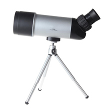 цена на 15x52 Spotting Scope HD Mini Zoom Monocular Lll Night Vision Telescope with Portable Tripod Outdoor Camping Hiking Bird-watching