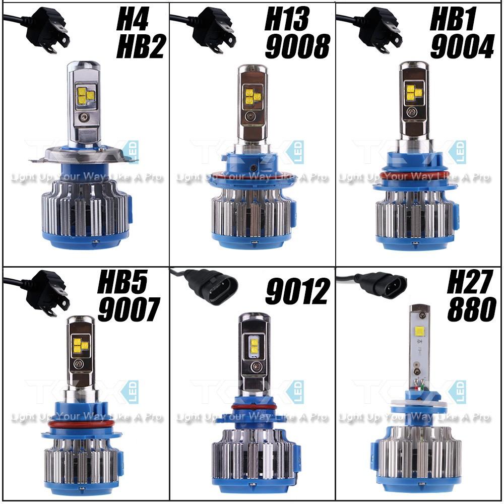 H4 H13 9004 9007 9012 880+logo
