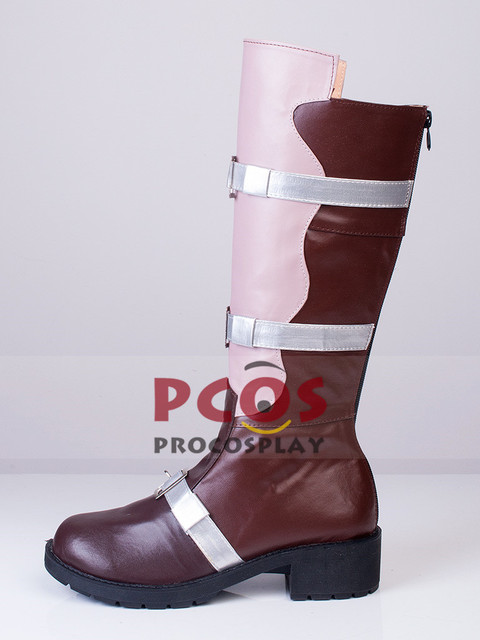 Final Fantasy Lightning Cosplay Shoes /Boots mp000476