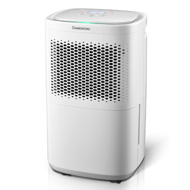 Home Bedroom Dehumidifier Mute High Power Dehumidifier Basement Air Dryer Machine In
