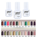 1pcs Bluesky Effect Nail Gel Polish LED UV Gel Nail Polish Soak Off 156 Colors (color 31-60)