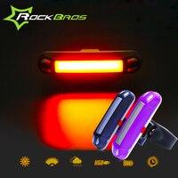 ROCKBROS Waterproof Bike Bicycle Light 30 LED Cycling Taillight Bicicleta Tail Light Safe Warning Light Lamp