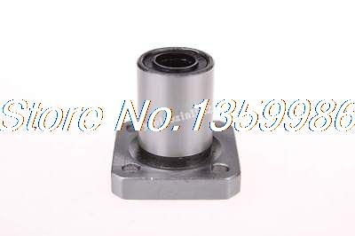10pcs 8mm Inner Diameter Square Flanged Linear Bearing LM810pcs 8mm Inner Diameter Square Flanged Linear Bearing LM8