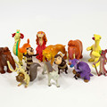 12pcs/lot Ice Age 5 Action Figure Toy 5cm PVC Ice Age Figure Model Doll Anime Brinquedos Toys For Kids