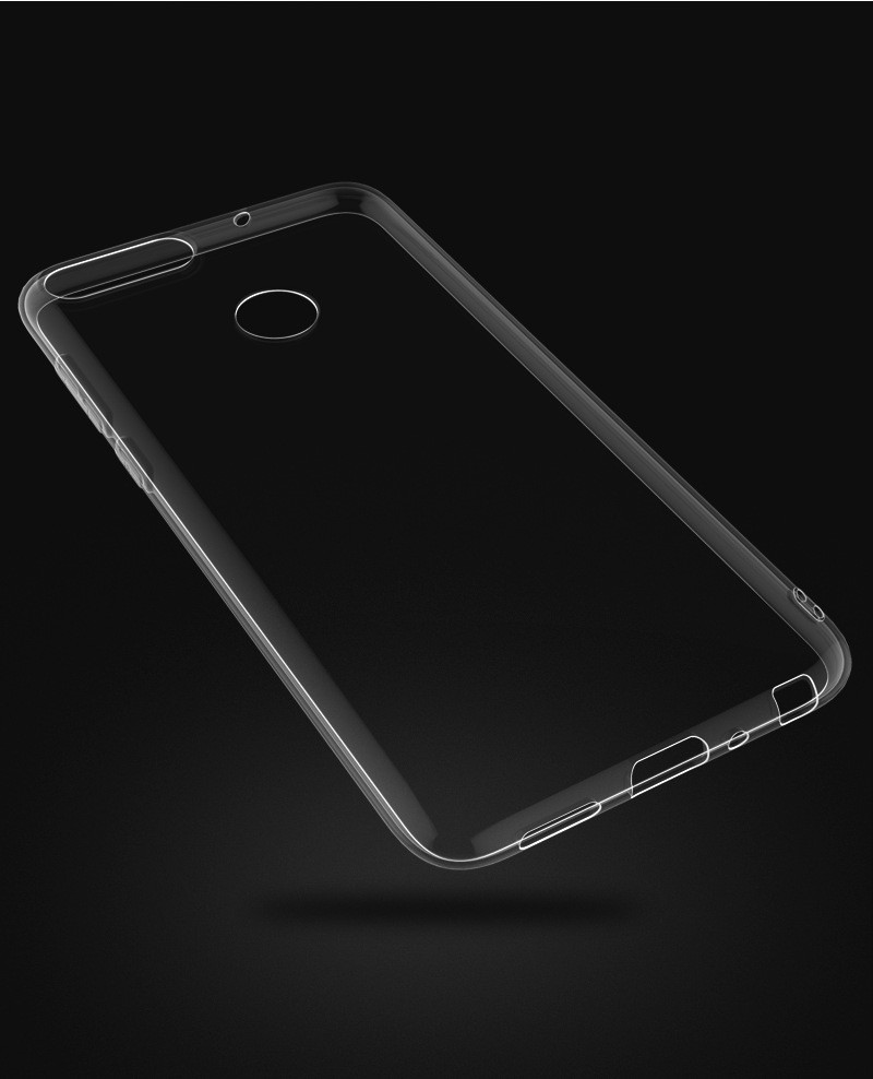 ultra thin transparent soft silicone tpu case for huawei honor 7a pro y9 2018 p smart 04