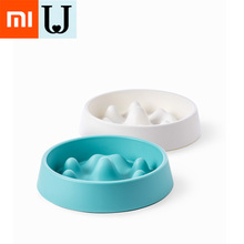 Xiaomi Mijia JordanJudy Pet Slow Food Bowl Healthy Material Chew Slowly Adjusting Emotions Easy to Clean Feed Pot