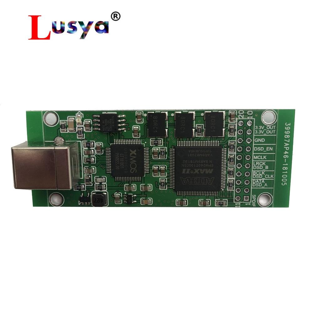 NEW XMOS CPLD U208 USB digital interface I2S output