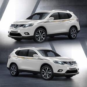 TAIYAO, автомобильный Стайлинг, спортивный автомобиль, наклейка для Nissan X-Trail Mark Levinson, автомобильные аксессуары и наклейки, Авто Наклейка