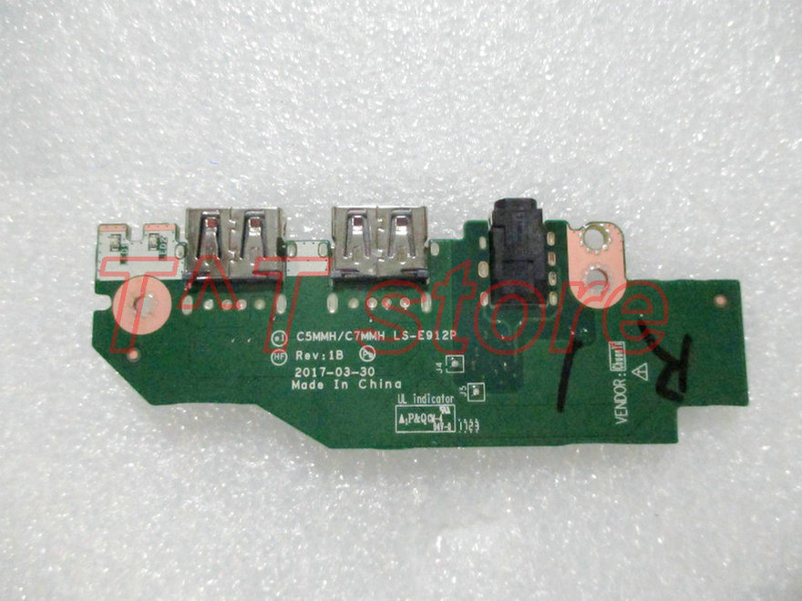 купить original for AN515-51 AN515 USB AUDIO BOARD LS-E912P test good free shipping по цене 4419.84 рублей