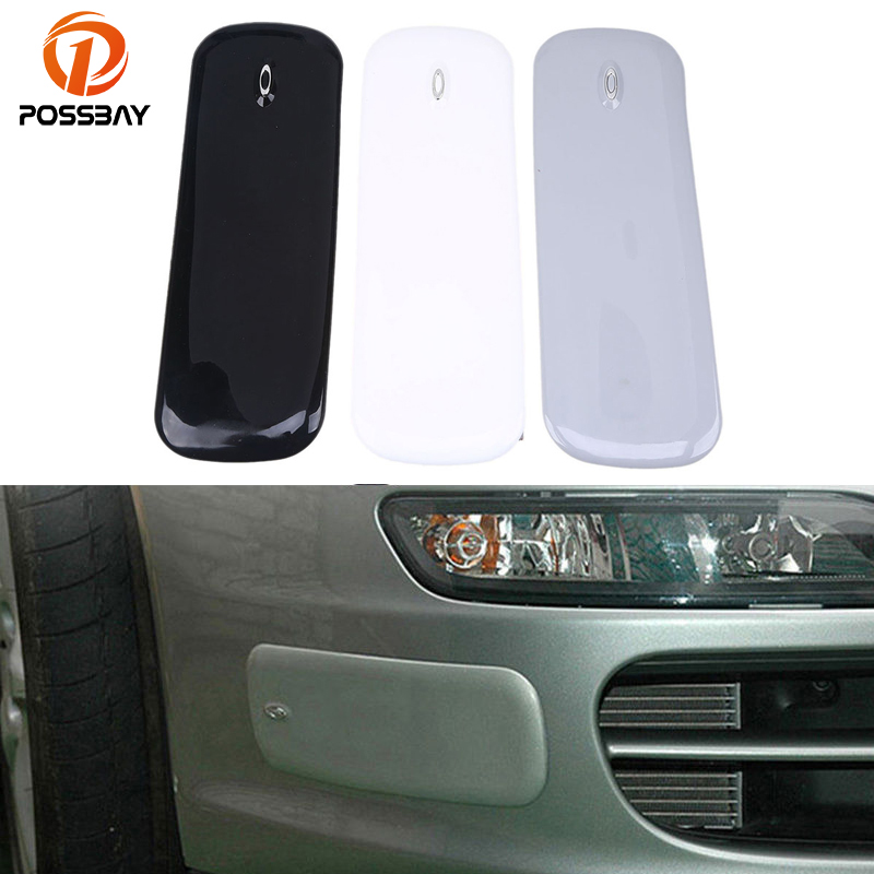 POSSBAY Car Bumper Protector Black/White/Gray Auto Anti-collision Strip Bumper Corner Guard Protector Anti-rub Sticker стоимость