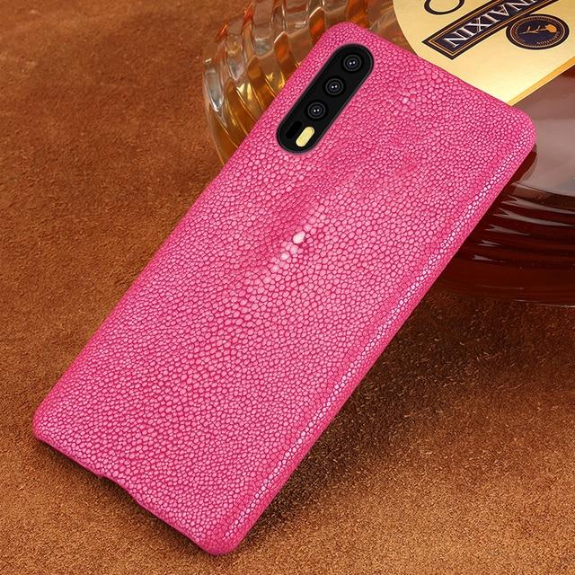 Phone Case For Huawei Mate 20 10 9 Pro P10 P20 Lite Nova 3 P Smart Honor 7X 8 9 10 Thai Pearl fish Stingray Dasyatis akajei capa