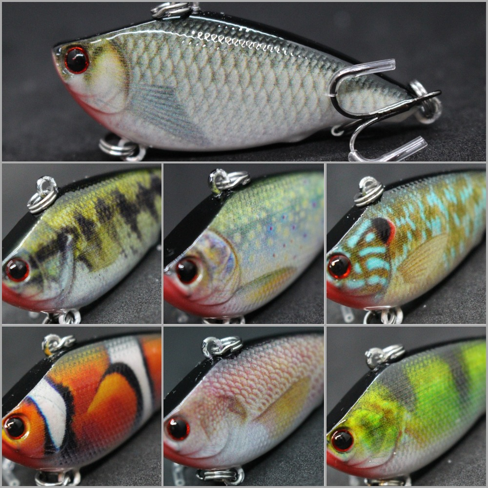 Custom painting lifelike colors long casting lipless for Fishing lure paint