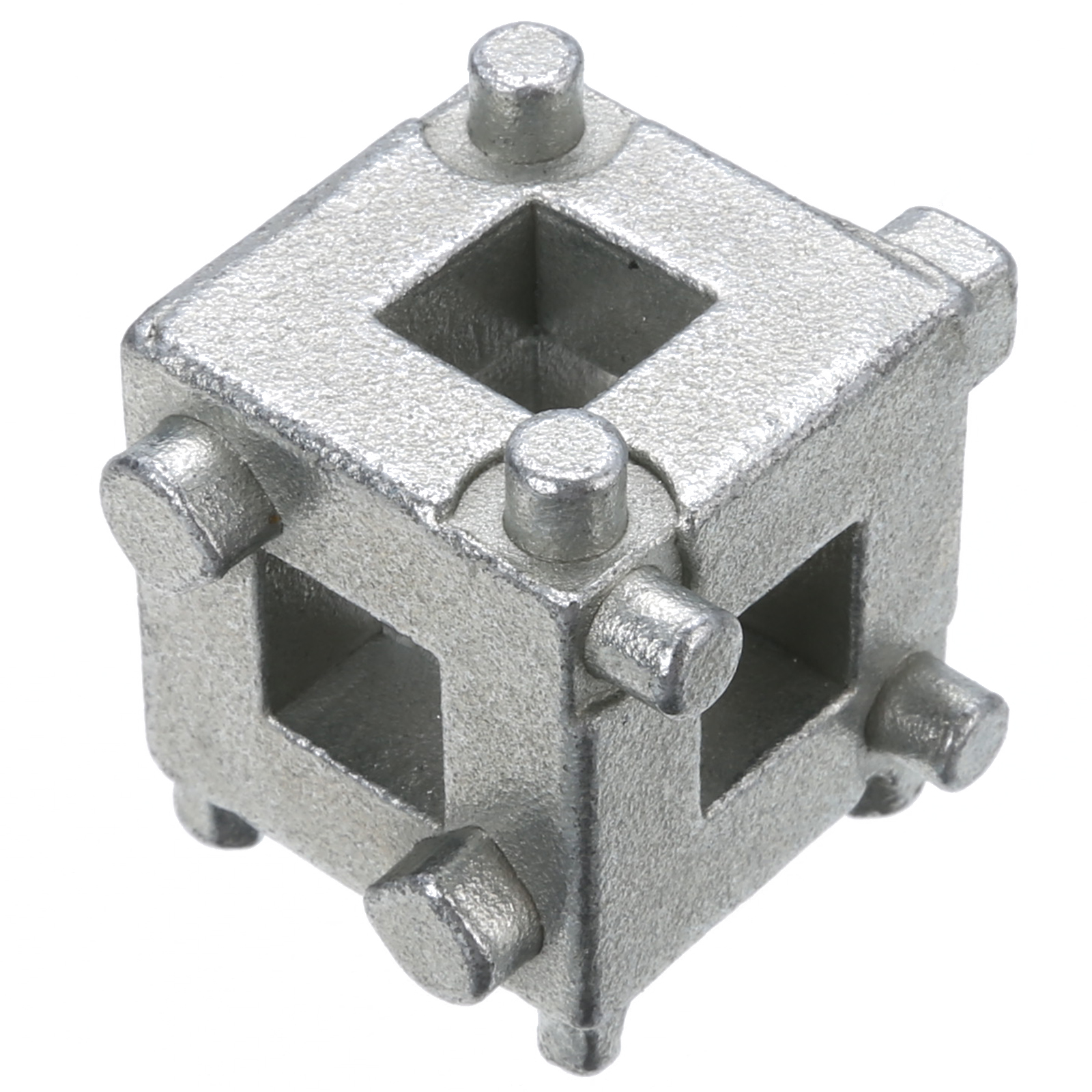 "1pc Hot 3/8"" Auto Vehicle Rear Disc Brake Piston Caliper Wind Back Cube 3/8"" Disc Brake Piston Cube Carbon Steel Metal Car Tool"