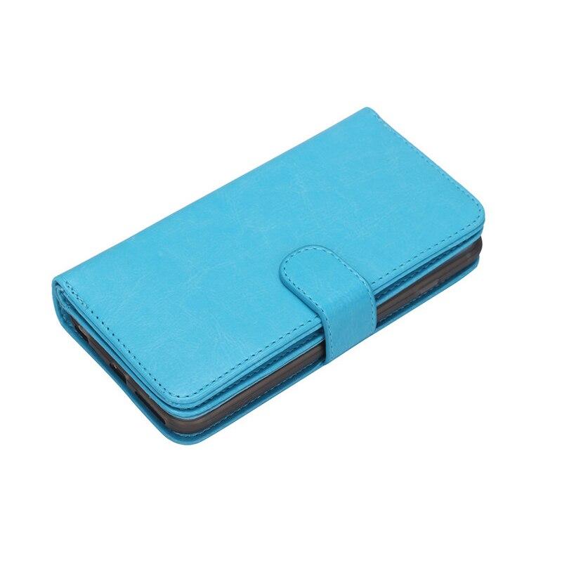 För iphone 6 6S 6 S Plus Fodral Lyxig plånbok Läder Flip Cover - Reservdelar och tillbehör för mobiltelefoner - Foto 6