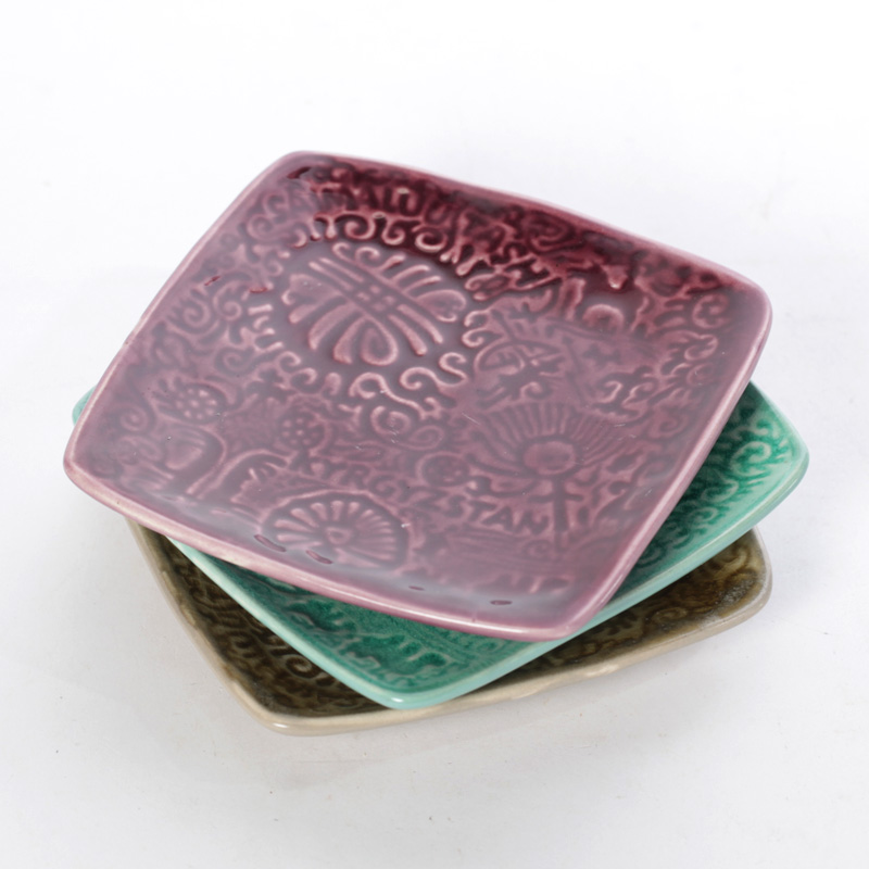 керамические квадратных пластин