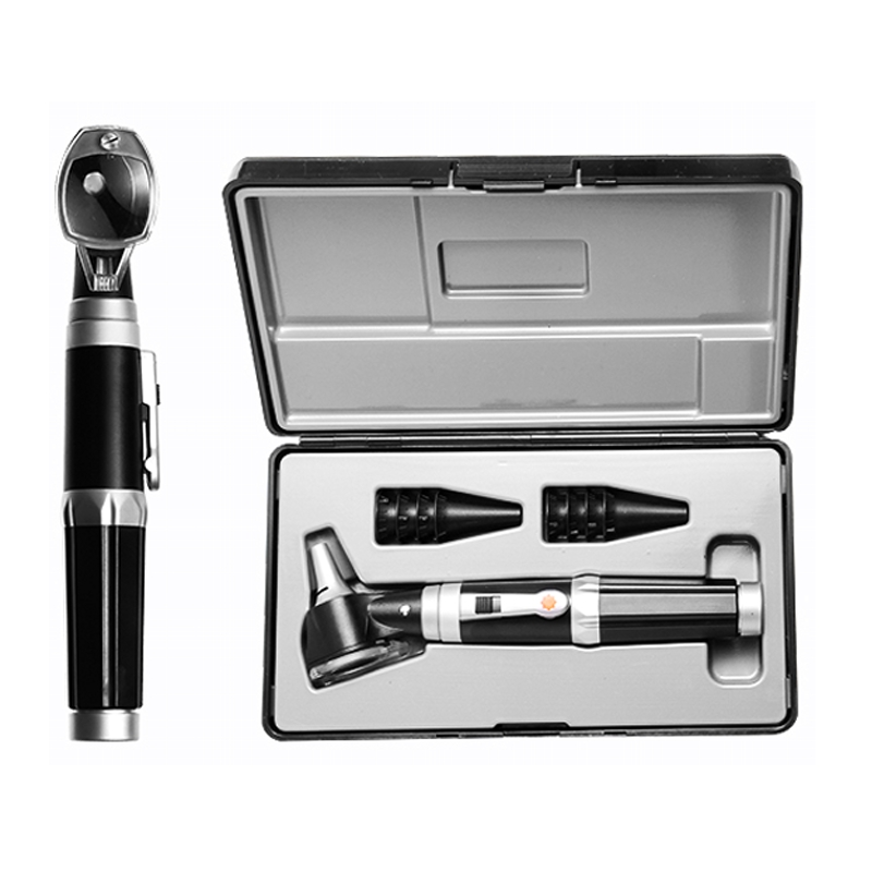 Blessfun Professional Otoscope Diagnositc Kit Медициналық - Денсаулық сақтау - фото 2