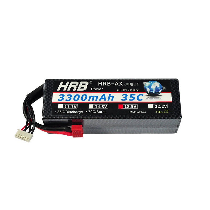 HRB RC Car Lipo 5S Battery 3300mAh 35C MAX 70C 18.5V Hard Case Drone AKKU Bateria For Helicopter Car Traxxas Truck Quadcopter 2pcs hrb rc lipo 3s battery 11 1v 3000mah 35c max 70c drone akku for rc bateria helicopter airplane car boat quadcopter uav fpv