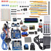 Ultimate Starter Kit Including Ultrasonic Sensor UNO R3 LCD1602 Screen For Arduino Mega2560 UNO Nano With