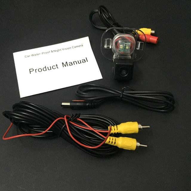 Thehotcakes Wire / Wireless Color DVD LCD Monitor Car Rear View ...