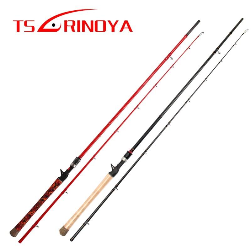 TSURINOYA LEOPARD II 762HC 2Secs 2 28m Fast Power H Casting Fishing Rod 8 30g 0