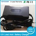 3.5A 12 V 2.5A 2A 3A 4A 5A 4.5A GEL AGM de Plomo Ácido Cargador de Batería Inteligente Para SLA VRLA Batería paquete
