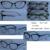 Mulheres óculos olho de gato do vintage óculos ópticos homens óculos oculos de grau femininos espetáculo de vidro gafas oculos marca silicone