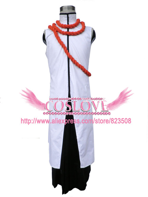 High Quality Custom Made Tosen Cosplay Costume Arrancar ...