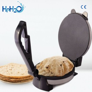 CE CB approved 2000W 12 inch non-stick chapati tortilla Rotimatic roti maker roti Chapati making machine Pita making machine(China)